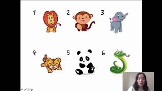 Chinese Lesson for Kids Going to the Zoo 动物园