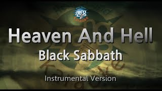 Black Sabbath-Heaven And Hell (MR) (Karaoke Version) [ZZang KARAOKE]