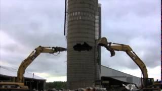Barn and Silo Demolition