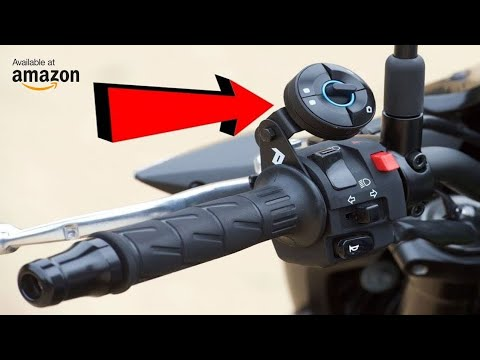 Top 5 Bike Gadgets & Bike Accessories For Motorcycle | You Can Buy On #Amazon 2019 [2019-Tamil]