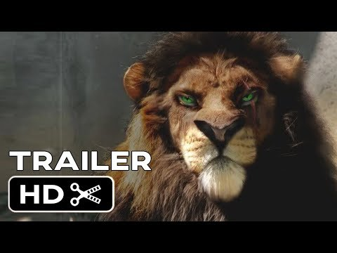 Patty Jackson: Patty TV - Lion King Live Action trailer