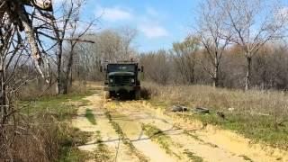 5 ton Texas army truck m923a2 6x6