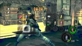 Resident Evil 5 team survivors  With ITALIAN-TRIBUTE