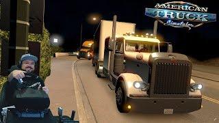 Поездка в New Mexico - American Truck Simulator