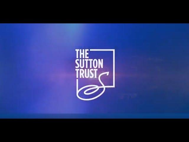 Sutton Trust Alumni (subtitles)