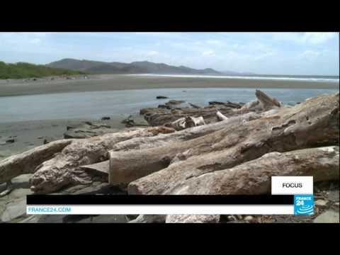 Nicaragua : le canal de la division