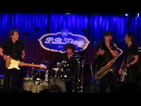 Tender Years- John Cafferty live in NYC, BB Kings...