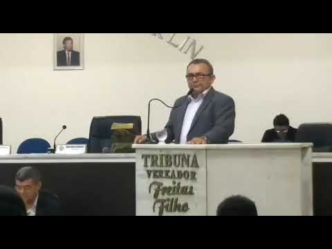Vereador Bebé Taxista, chama o prefeito de Imperatriz de CORRUPTO e DESONESTO!!!