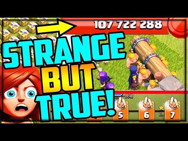 STRANGEST VILLAGES! Clash of Clans Strange But TRUE