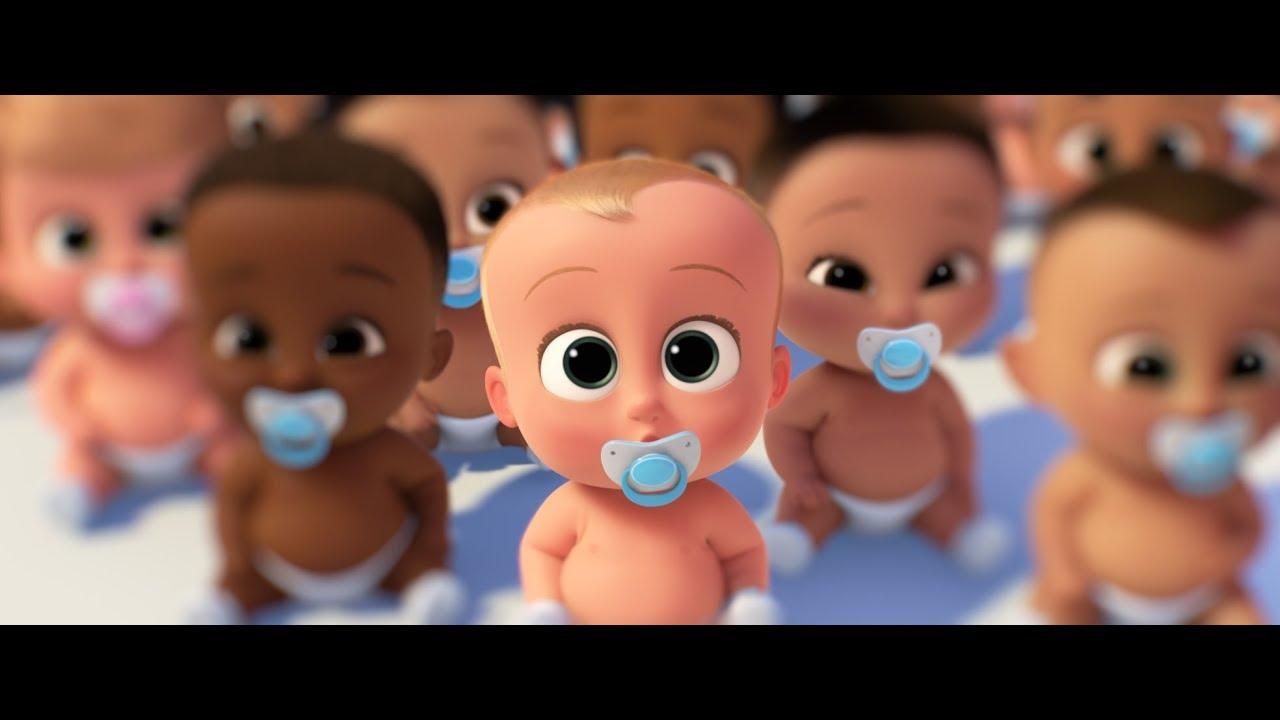 『ボス・ベイビー』まるで赤ちゃん製造遊園地!?冒頭映像