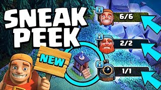 CONSIGUE UN SEXTO CONSTRUCTOR EN CLASH OF CLANS ¡¡TALLER DE CONSTRUCTOR NIVEL 9!! | Sneak Peek