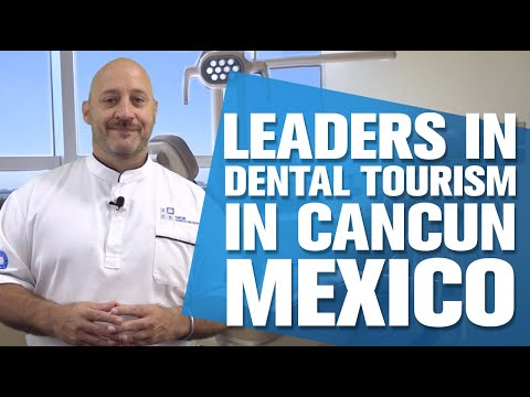 DENTAL TOURISM Mexico ⛱️ Welcome to Cancun Cosmetic Dentistry, leaders of dental tourism in Cancun!