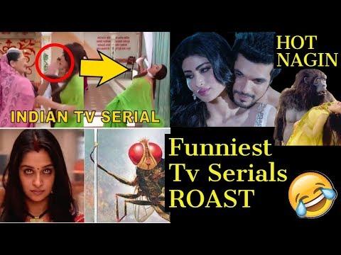 Funniest Indian TV Serials  Funny TV Serials  Funny Daily Soap Roast  Tanay