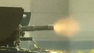 Presidential Limo- Presidential Gatling Gun Suburban