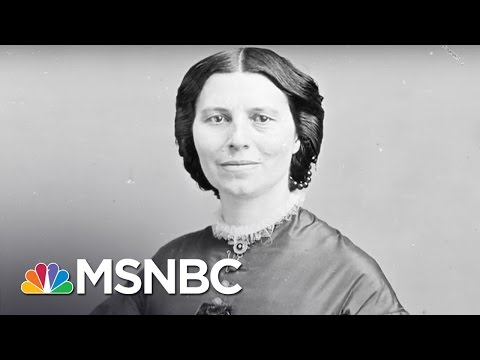 Clara Barton: Humanitarian | 7 Days Of Genius | MSNBC