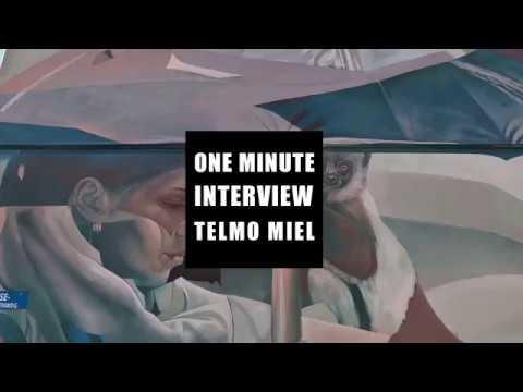 ONE MINUTE INTERVIEW: TELMO MIEL
