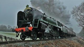 Severn Valley Railway - Festive Season Service - 04/01/15