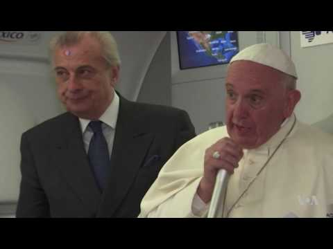 Trump, Pope Seek To Patch Up Differences During Vatican Meeting