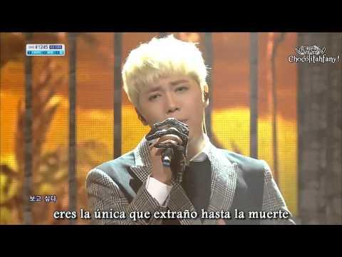 FTISLAND - Madly - Sub Español [LIVE] HD