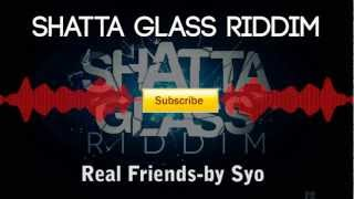 [HD] Shatta Glass Riddim + DOWNLOAD (Trini Dancehall) APRIL 2012*
