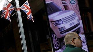 Великобритания  слабый фунт поддерживает экспорт   economy