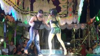 chatri na khol barsaat mein ♥  desi girl dancing video ♥ hot orkestra stage dance