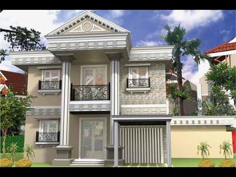 Desain Rumah Minimalis Type 45 2 Lantai Desain Rumah Minimalis 2