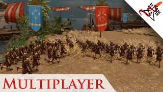 Grand Ages Rome - 1v1 Multiplayer Battle