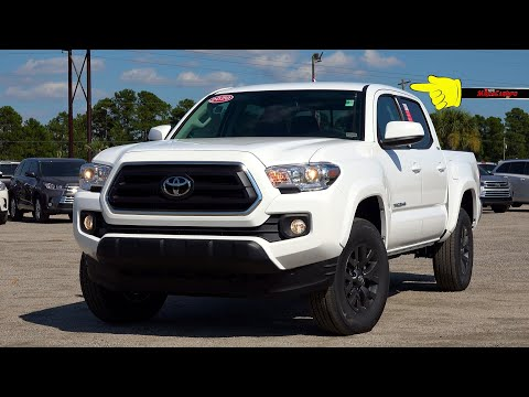 2020 Toyota Tacoma SR5 - Detailed Look in 4K
