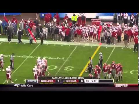2014 Gator Bowl - Nebraska Vs. Georgia