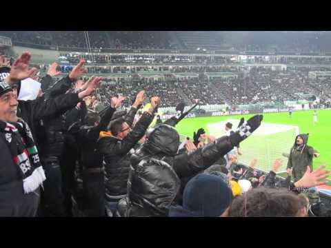 Juventus  Sampdoria 4-2 18/01/2014 Curva Sud