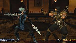Mortal Kombat Armageddon FROST - (VERY HARD) - (PS2)【TAS】