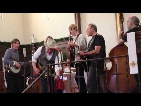 "John C. Reilly & Friends performing ""Rock Island Line"""