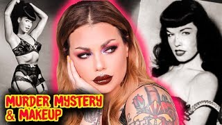bettie-page-a-killer-the-case-of-the-vanishing-pinup-mystery-makeup-grwm-bailey-sarian