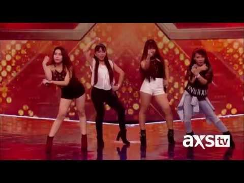 4th Power Are Absolute Perfection - The X Factor UK On AXS TV
