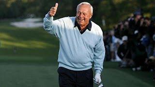 Golf's Arnold Palmer dies at 87
