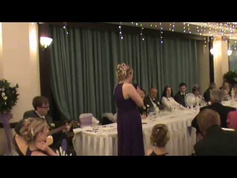 Sisters Surprise Wedding Song