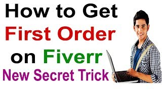 how to get first order on fiverr 2019 in hindi