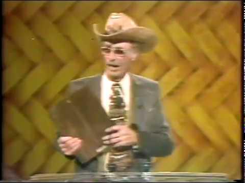 Patti Page, Eddie Dean, Gene Autry, Roy Rogers, Dale Evans, Pioneer Award, 1978 TV