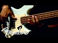 Fender American Vintage '63 Precision Bass Demo | Fender