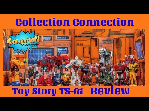 Transformers Toy Story Ts 01 Background Display Teletraan Youtube