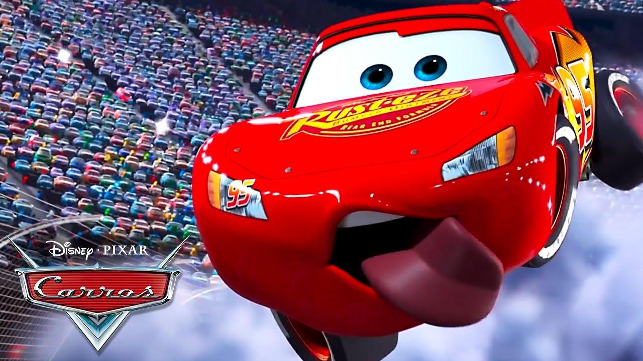 Os maiores Rivais de Corrida do Relâmpago McQueen! | Pixar Carros