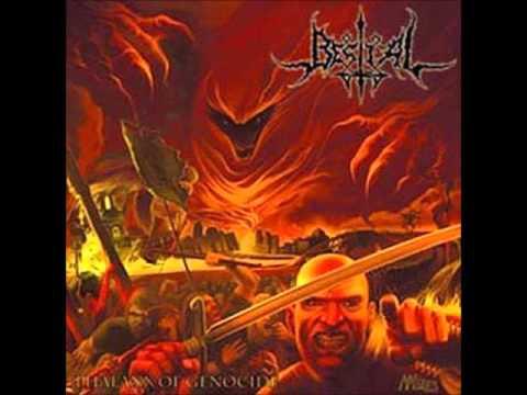 Bestial - Phalanx of genocide (2004) Full album