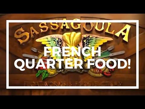 DISNEY DINING: BREAKFAST AT SASSAGOULA FLOATWORKS AT DISNEY'S PORT ORLEANS FRENCH QUARTER RESORT