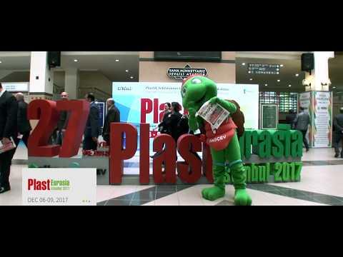 PRM Fair Service at Plast Eurasia 2017 in Istanbul