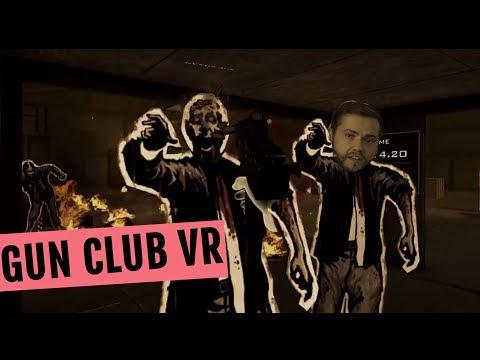 Von der Pistole zur AK-47: Gun Club VR mit der Oculus Rift
