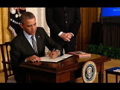 President Obama Speaks on Helping the Long-Term Unemployed