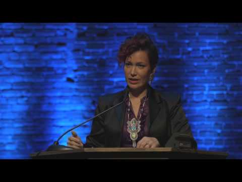 Without hope, there's no health | Waneek Horn-Miller | Walrus Talks