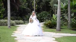 Linda Entrada da Noiva | A Thousand Years | Sonho Musical - Braslia