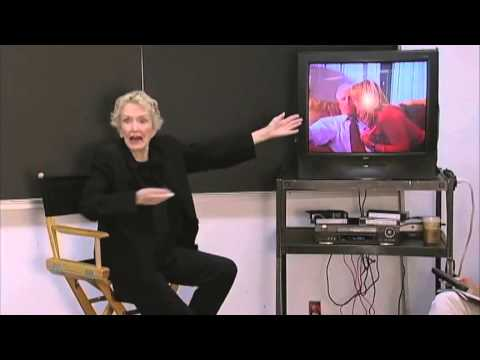 The Nina Foch Course for Filmmakers and Actors  P